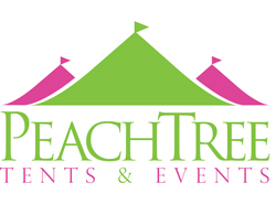 Peachtree Tents and Events Logo