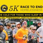 Atlanta Mission 5K Race to End Homelessness, Pemberton Place - World of Coca-Cola, February 17, 2018, 8:30am