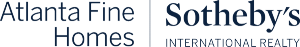 Atlanta Fine Homes Sotheby's International Realty Logo, 2019 Silver Sponsor of the Atlanta Mission 5K Race to End Homelessness
